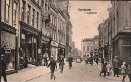 ! Alte Ansichtskarte Groningen, Guldenstraat, Niederlande, Nederland, Netherland - Groningen