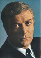 Michael Caine Color Postcard - Acteurs