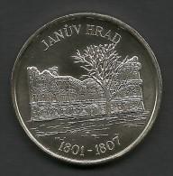 Czech Republic, Lednice, Januv Hrad, Liechtenstein, Souvenir Jeton, White - Tokens & Medals