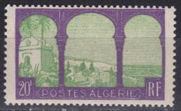 Algérie N° 85 * à Moins De 25% De La Cote - Algerien (1924-1962)