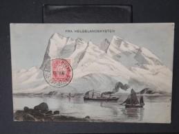 NORVEGE- CP De Norvege   A Voir  LOT P4218 - Norway