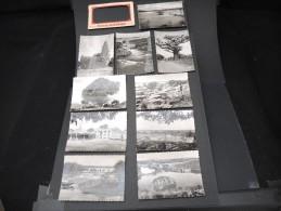 PHOTOS- Série De 10 Petites Photos Environs De Bamako  éditeur Garnier  Complet Et Rare LOT P4220 - Africa