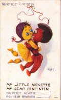 Illustrateur RIGHT - My Little Nenette - My Dear Rintintin - Right