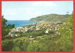 CARTOLINA NV ITALIA - DIANO MARINA (IM) - Panorama Da Levante - 10 X 15 - Imperia