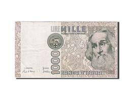 Italie, 1000 Lire, Type Marco Polo - [ 2] 1946-… : Républic