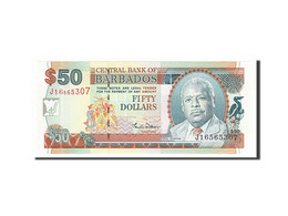 Barbades, 50 Dollars Type Barrow - Barbados