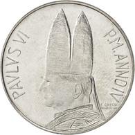 Vatican, Paul VI, 50 Lire 1966, KM 89 - Vaticano (Ciudad Del)