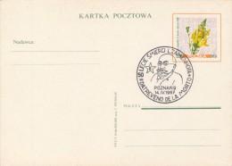 J0529 - Poland (1967) Poznan 9: 50th Death Anniversary Ludwik Lazarus Zamenhof (1859-1917) Creator Of Esperanto - Esperanto