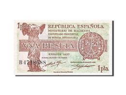 [#257330] Espagne, 1 Peseta, Type 1937-1938 - [ 3] 1936-1975 : Régence De Franco