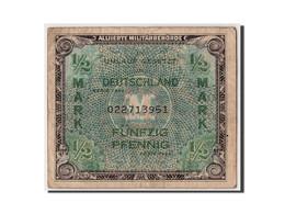 [#306678] Allemagne, 1/2 Mark Type 1944 - [ 5] 1945-1949 : Occupazione Degli Alleati