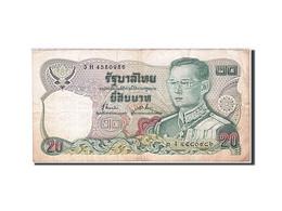 Thaïlande, 20 Baht, Type Roi Rama IX - Thailand