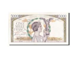 [#205758] 5000 Francs Type Victoire, 24 Avril 1941, Fayette 46.20 - 1871-1952 Anciens Francs Circulés Au XXème