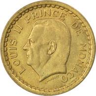 [#84469] Monaco, Louis II, 1 Franc ND (1943), KM 120a - Monaco