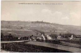 Laferté Sur Amance - La Gare Et La Vallée De L'Amance - France