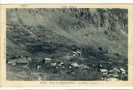 Carte Postale Ancienne Vallée De Freissinières - Les Ribes - Francia