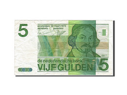[#257958] Pays-Bas, 5 Gulden, Type Joost Van Den Vondel - [2] 1815-… : Kingdom Of The Netherlands