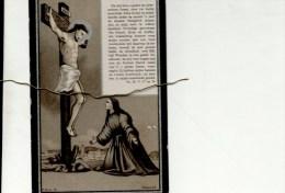 Boey Clemence Zuster Ursulinnen Ternat °1841 Mechelen + 1914 Ternat Klooster Ursulinne - Obituary Notices