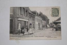 Forges-les-Eaux, Station Thermale. La Poste. - Forges Les Eaux