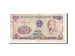 Viêt-Nam, 20 Dông Type Hô Chi Minh - Vietnam