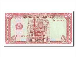 [#255977] Cambodge, 50 Riels, Type 1979 - Cambodia