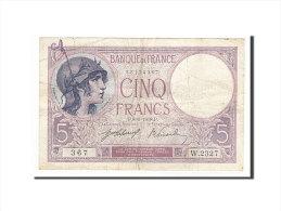 [#157704] 5 Francs Type Violet, 8 Juin 1918, Fayette 3.2 - 5 F 1917-1940 ''Violet''