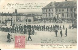 Meurthe Et Moselle 6eme Compagnie Du Bataillon  De Chasseurs  A Vélo - Zonder Classificatie