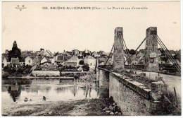 Bruère Allichamps - Le Pont Et Vue D'ensemble - Autres Communes