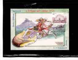 8376   -     SORIANO NEL CIMINO  10.10.1999    /    STORIA E FOLKLORE MEDIOEVALE -  XXXII SAGRA DELLA CASTAGNA - Costumes