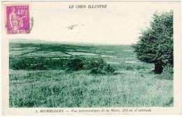 Humbligny - Vue Panoramique De La Motte ... - Autres Communes