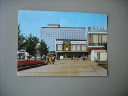 ALLEMAGNEBERLIN HAUPTSTADT DE DDR HOTEL BEROLINA ET CINEMA INTERNATIONAL - Other