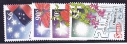 Samoa N°894/897 - 4 Valeurs - Neufs ** - Superbe - Samoa