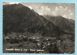 Campiglia Soana - Veduta Generale - Italie