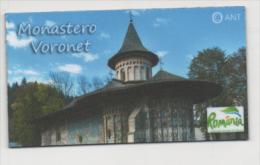 Alt710 Magneten, Magnete, Magnets Chiesa Monastero Voronet Suceava Romania Turismo Tourism Church Medieval Monastery - Turismo