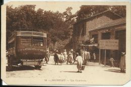 ALGERIE - MICHELET - LES COURRIERS -  (BUS  MESSAGERIES DE LA GDE KABYLIE TIZO  OUZOU) - Autres Villes