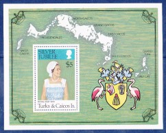 Turks Et Caïques BF N°7  - Neuf ** - Superbe - Turks & Caicos