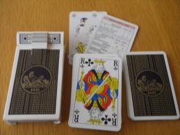 jeu de 52 cartes � jouer  - COMPAGNIE d'ASSURANCE de L'ESCAUT