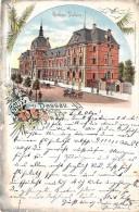 Bg19391 Dessau Litho Palais - Dessau