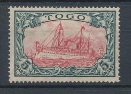 1909. Deutsche Kolonien (Togo) :) - Colony: Togo