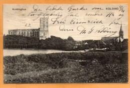 Koldng 1905 Postcard - Danimarca