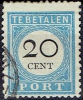 NETHERLANDS # STAMPS FROM YEAR 1841 STANLEY GIBBONS  D186 - Impuestos