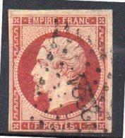 France  N° 18 Oblitérés Cote 3250 Euros Départ à 10% !! - 1853-1860 Napoleon III