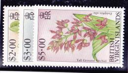 Iles Vierges N°685/687 - 3 Valeurs - Neufs ** - Superbe - Iles Vièrges Britanniques