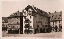 ! Alte Ansichtskarte Eger , Cheb - Sudeten