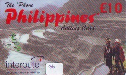 Télécarte  * PHILIPPINES  * FILIPPINES *   (36) Telefonkarte Phonecard - Philippines