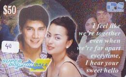 Télécarte   * PHILIPPINES  * FILIPPINES *    (40) Telefonkarte Phonecard * - Philippines