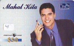 Télécarte   * PHILIPPINES  * FILIPPINES * MAHAL KITA   (41) Telefonkarte Phonecard * - Philippines