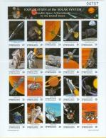 Micronesia 1999 Exploration Of The Solar System MNH** - Lot. B8 - Mikronesien