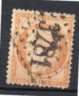 France  N° 38 Oblitérés GC  Départ à 2 Euros !! - 1870 Siege Of Paris