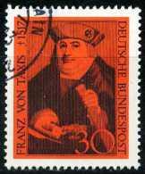 BRD - Michel 535 - OO Gestempelt (C) - Franz Von Taxis - [7] West-Duitsland