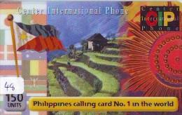 Télécarte   * PHILIPPINES  * FILIPPINES *  (48) Telefonkarte Phonecard * - Philippines